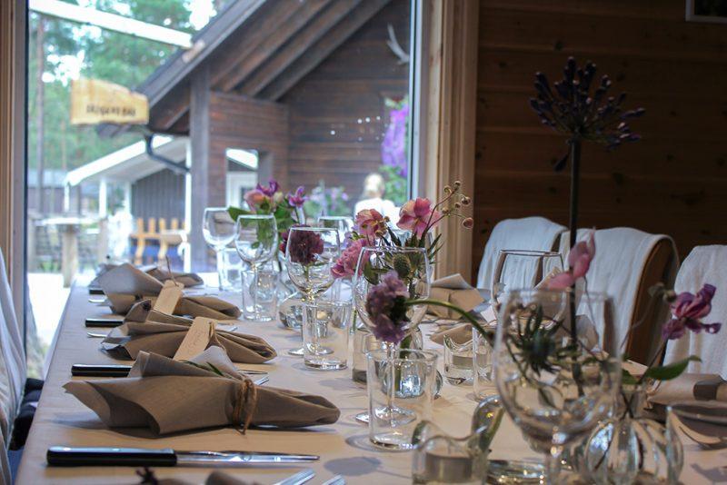 Skogens Hus bröllop